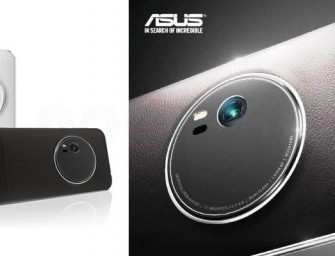 A true contender in the android world – ASUS Zoom ZX550